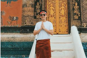 Hành trình 4 ngày 5 đêm khám phá Luang Prabang, Lào của MC Tuấn Hải