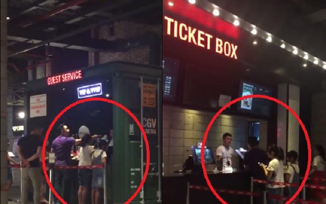 Nam thanh niên chửi bới đánh đập nhân viên và quản lý rạp phim vì bị yêu cầu chứng minh độ tuổi xem phim