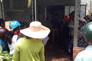 Đắk Lắk: Điều tra vụ án đôi nam- nữ cùng chết trong chòi rẫy