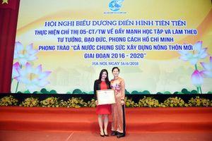 Nestlé Việt Nam thúc đẩy quyền năng phụ nữ, đồng hành xây dựng NTM
