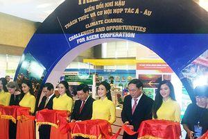 Phó Thủ tướng Phạm Bình Minh: ASEM cùng hành động mạnh mẽ ứng phó biến đổi khí hậu