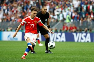 Dự đoán tỷ số, kết quả, nhận định Nga - Ai Cập World Cup 2018