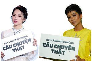 H'Hen Niê, Hương Giang kêu gọi cứu trẻ em chết đuối