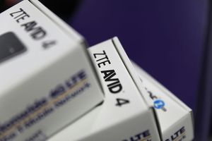 Thượng viện Mỹ bỏ phiếu cấm ZTE