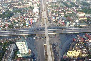 Hà Nội làm gần 3 km đường nối Vành đai 3