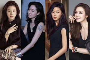 20 nữ diễn viên màn ảnh Hàn Quốc cao trên 1m70