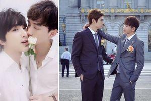 Những cặp đôi đồng tính nam Trung Quốc vừa đẹp, vừa giỏi khiến dân tình ngưỡng mộ không ngớt