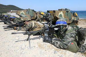 Mỹ xác nhận hoãn tập trận chung thường niên với Hàn Quốc