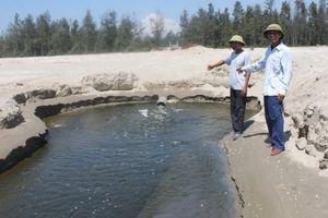 Vụ: Dân kêu trời vì hồ nuôi tôm gây ô nhiễm môi trường tại Hà Tĩnh Bài 2: Đình chỉ hoạt động của Công ty CP xây dựng Tiến Đạt về hành vi gây ô nhiễm môi trường