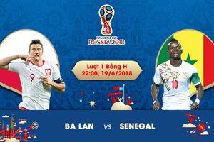 Video kết quả Ba Lan vs Senegal: Cú sốc đối với đội tuyển Ba Lan