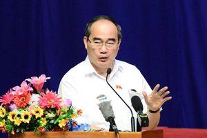 Bí thư Nguyễn Thiện Nhân: 'Chúng tôi không gạt bà con đâu'