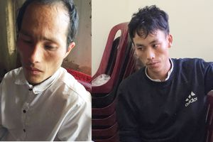 Trinh sát khống chế 2 anh em tuồn heroin về xuôi tiêu thụ