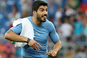 Uruguay vào vòng knock-out, Ai Cập của Salah về nước sớm