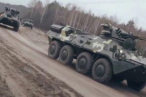 Thái Lan-Ukraine sản xuất dòng xe chiến đấu bị Iraq trả về