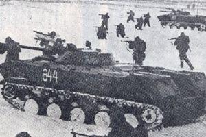BMD-1: 'Cỗ xe tăng bay' đầu tiên của thế giới