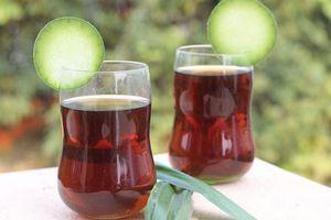 7 công thức nước uống giúp bạn thanh lọc cơ thể giải nhiệt ngày hè