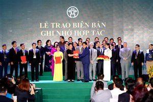 Hà Nội giữ vị trí thứ nhất cả nước về đầu tư, thứ hai cả nước về vốn FDI