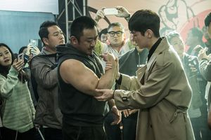 Tài tử 'Train to Busan' đóng vai chàng cơ bắp vật tay trong phim mới