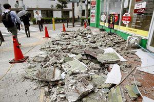 Trải nghiệm động đất khó quên của người Việt tại Osaka