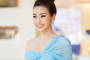 Đây mới là hoa hậu cuồng bóng đá nhất showbiz Việt