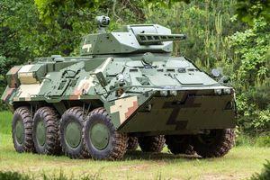 Ukraine muốn 'bắt tay' Thái Lan sản xuất xe bọc thép