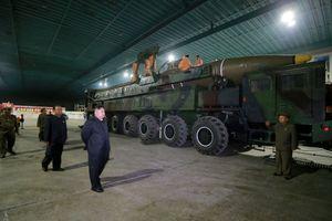 Mỹ tiết lộ bãi thử tên lửa Triều Tiên cam kết phá hủy