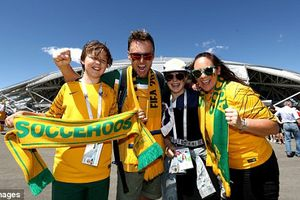 Đan Mạch - Australia: Kèo trên thất thế, 'chuột túi Úc' giành trọn 3 điểm?