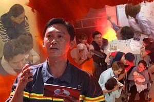 Chuyên gia nói gì sau màn 'hóa' anh hùng trong 'biển lửa' của ba gia đình!