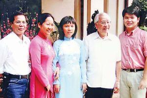Hồi ức về cha của các con cố thủ tướng Võ Văn Kiệt