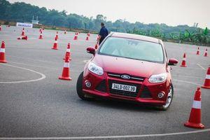 Ford Việt Nam hướng dẫn tài xế cách lái xe an toàn tại Hà Nội