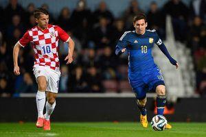 Nhận định Argentina vs Croatia: Đừng để World Cup buồn vì Messi về nước sớm