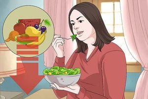 Nguy cơ ung thư đại tràng từ việc ăn ít chất xơ