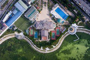 Công viên 300 tỷ đồng dở dang trên đất vàng Hà Nội
