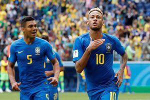 Brazil thắng chật vật, bộ tứ huyền ảo chưa xuất hiện