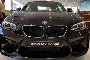 Cận cảnh BMW M2 Coupe giá 2,9 tỷ đồng tại Việt Nam