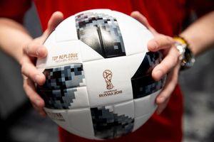 Bóng Telstar 18 dùng cho World Cup liên tiếp gặp sự cố xì hơi