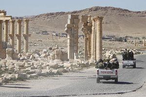 Chiến sự Syria: Quân chính phủ và liên quân Mỹ giao tranh lần đầu tại Homs
