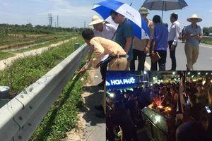 Vụ hai thiếu nữ tử vong cạnh xe máy ở Hưng Yên: Công an bắt giữ 6 đối tượng quá khích, kích động gây rối