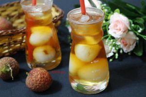 Cách làm trà vải thơm ngon hấp dẫn giải khát mùa hè