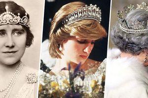 Chiêm ngưỡng những chiếc vương miện tinh xảo của Hoàng gia thế giới