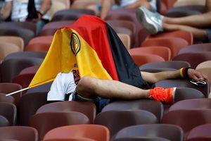 Nước mắt CĐV mùa World Cup: Khi tất cả tình yêu là bóng đá