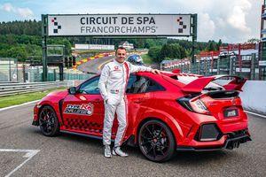 Honda Civic Type R lập kỷ lục tại đường đua Spa-Francorchamps