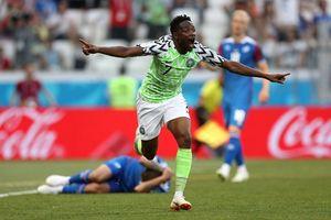 Đè bẹp Iceland, Nigeria thắp lại hy vọng đi tiếp cho Argentina
