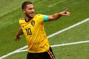Hazard làm nên sự kiện chưa xuất hiện trong lịch sử World Cup