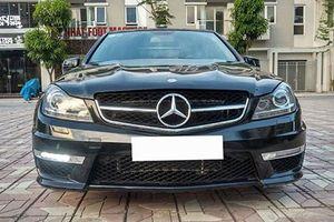 Mercedes-Benz C230 chạy chán 10 năm giá 495 triệu ở Hà Nội