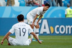 MÁCH NƯỚC WORLD CUP: Son cũng không cứu được Hàn Quốc