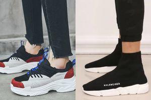 6 xu hướng giày sneaker đáng để thử trong năm 2018