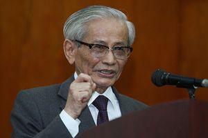 Vĩnh biệt cây đại thụ ngành sử học Phan Huy Lê