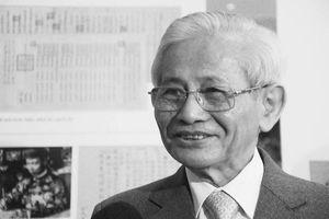 Cây đại thụ của nền sử học Việt Nam Phan Huy Lê ra đi: Mất mát lớn đối với nền khoa học nước nhà