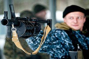Choáng ngợp dàn súng ống khác người của Đặc nhiệm Nga